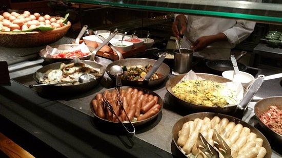 โรงแรมแกรนด์ไฮแอท สิงคโปร์: Morning Breakfast