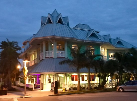 The Hurricane Seafood Restaurant St Pete Beach Menu