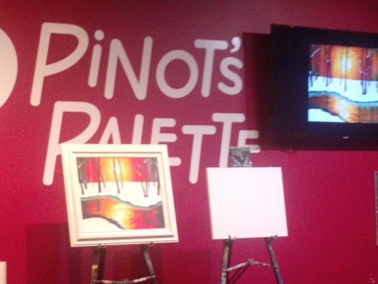 Pinot's Palette Cherry Street