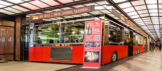 Bus Grill Turkish Steakhouse