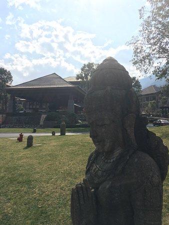 Lin'an, Cina: Linan Tuankou Zhong'an Radon Hotspring Resort