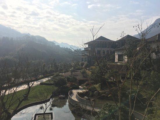 Lin'an, China: Linan Tuankou Zhong'an Radon Hotspring Resort
