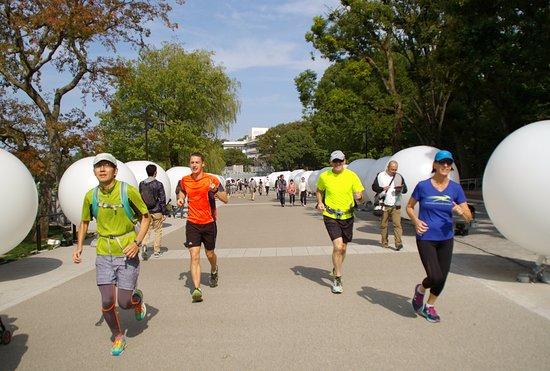 Tokyo Great Running Tour
