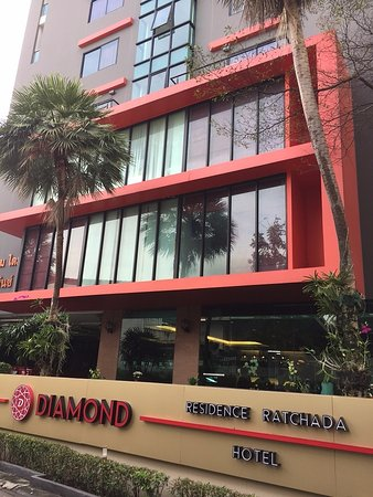 Photo of Diamond Residence Ratchada Bangkok
