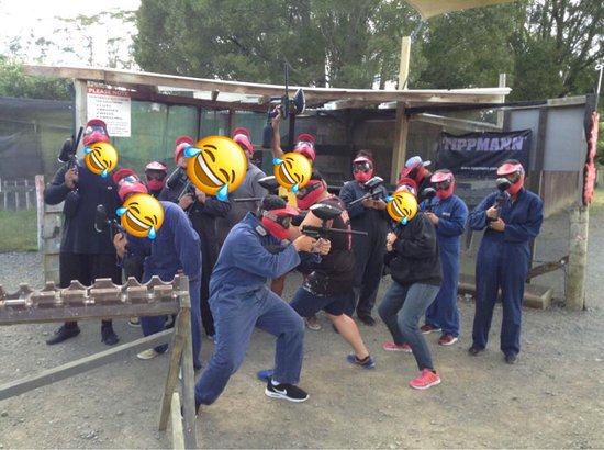 Red Alert Paintball