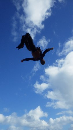 St Austell, UK: Up, up and away