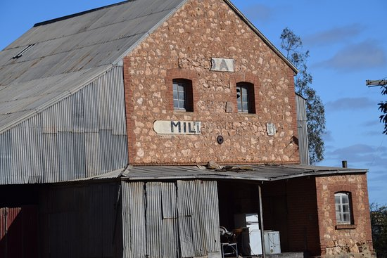 Murray Bridge, Australia: Old Mill