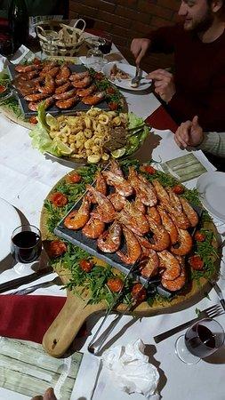 Una Meravigliosa Cena A Base Di Pesce Picture Of Millennium