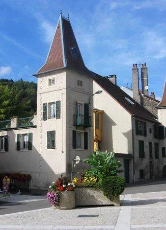 Baume-les-Dames, France: Maison des Frères Grenier
