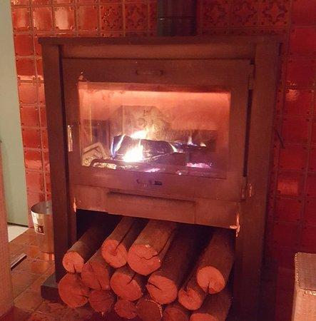 une douce soir e au coin du feu photo de le verre bonheur villejuif tripadvisor. Black Bedroom Furniture Sets. Home Design Ideas