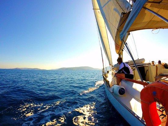 Paliouri, Grecja: Sail the Aegean Sea!