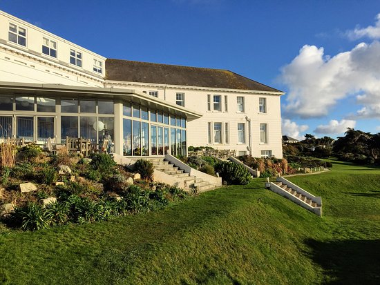 Mullion, UK: We stayed for a night in January 2017 and had a great time. The restaurant was fantastic!