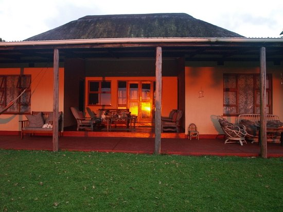 Ntafufu Eco Lodge