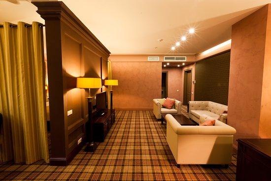 Interior - Picture of Best Western Plus Spasskaya, Tyumen - Tripadvisor