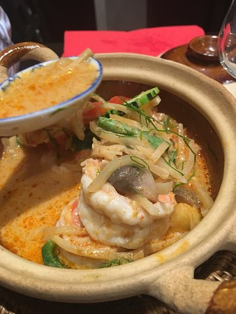 Restaurant Thai Kok dans Paris avec cuisine Chinoise - RestoRanking.fr