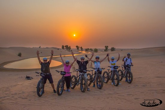 Desert Cycle Tour