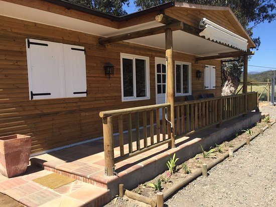 Limache, Chile: The cabin with 2 rooms (shared)