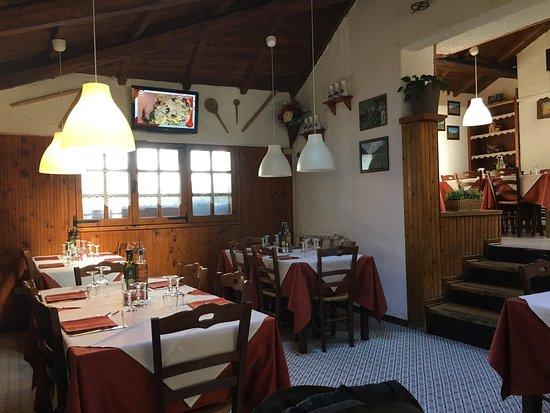 La Pinetina: Sala da pranzo