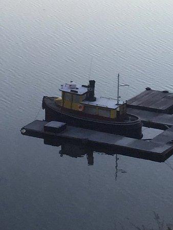 Crane Hill, AL: Tug boat