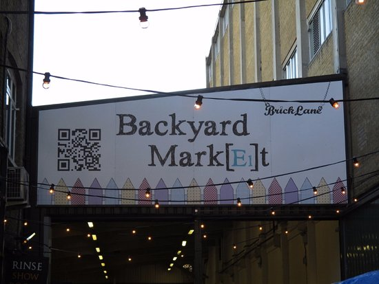 ‪Backyard Market‬