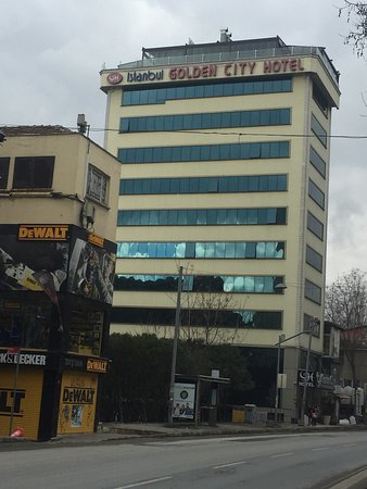 Istanbul Golden City Hotel: photo0.jpg