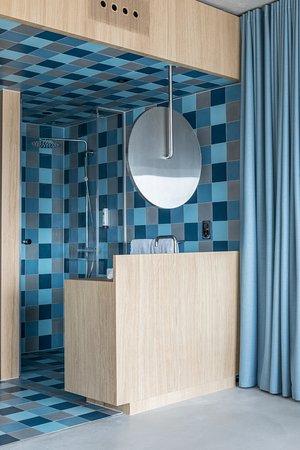 Loft Badezimmer - Picture of Placid Hotel Design & Lifestyle Zurich ...