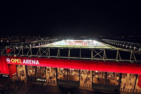 Möbel Martin 2 Opel Arena Mainz Reisebewertungen Tripadvisor