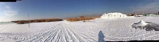 Hasuhai Lake: 哈素海景區