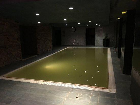 Vyhne, Словакия: Wellness bazén