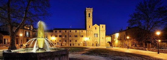 Abbadia San Salvatore, Italien: San Salvatore Abbey