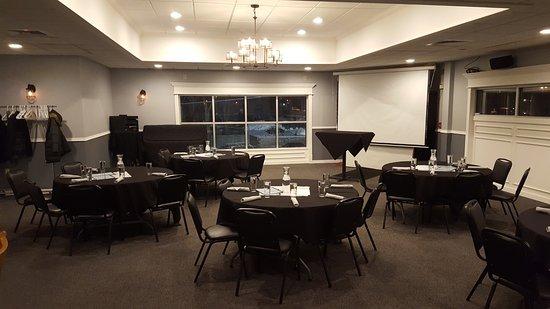 Monona, WI: Banquet room