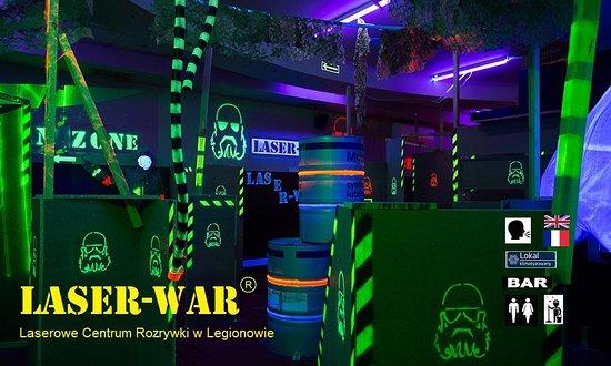 Laser-war