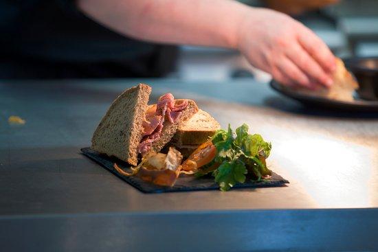 Crowborough, UK: Sandwich