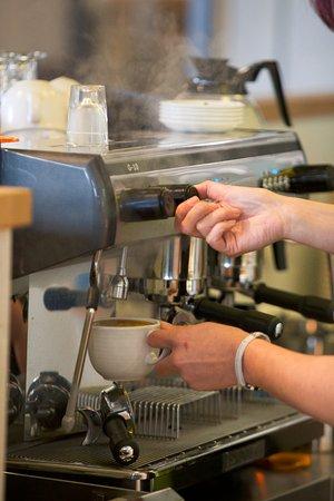 Crowborough, UK: Coffee