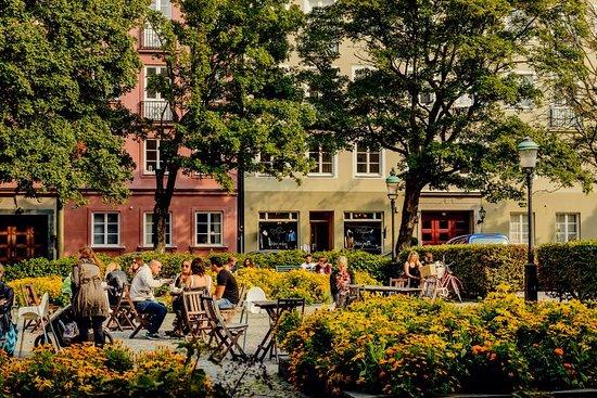 Malmö, Schweden: Davidshall