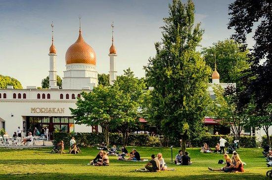 Malmö, Schweden: Moriska Paviljongen, Folkets Park