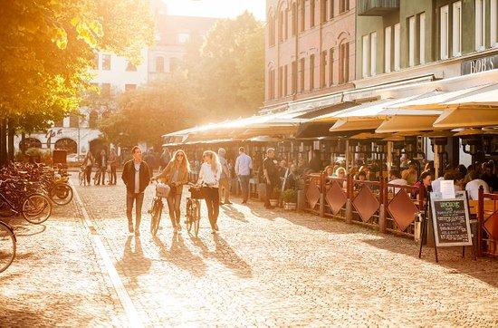 Malmö, Sverige: Möllevången