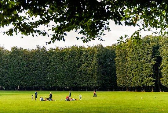 Malmö, Sverige: Pildammsparken