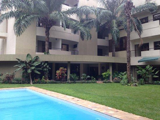 Garden Hotel Reviews Bujumbura Burundi Tripadvisor
