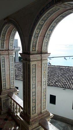 Misericordia Museum: Pátio interno.