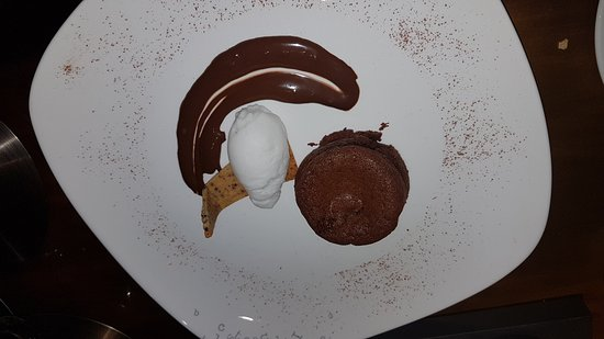 Press Club: Вкусный десерт