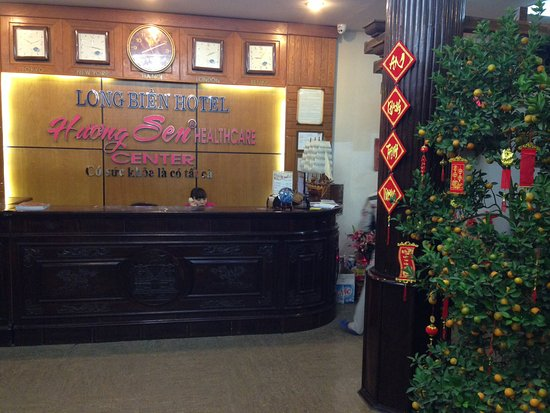 Huong Sen Spa