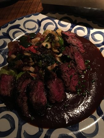 South Glastonbury, CT: Hangar Steak