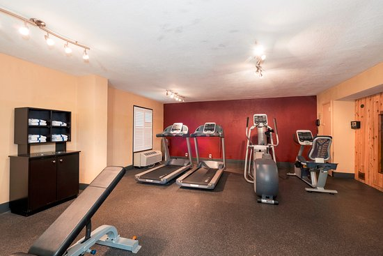 Red Roof Inn Augusta - Washington Road: Fitness Center