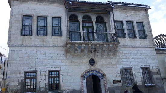 Mustafapasa, Turkey: Old greek house