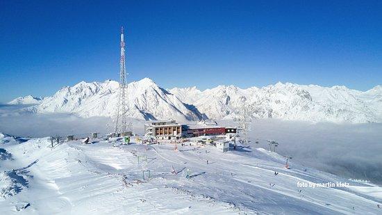 Venet Gipfelhütte Foto