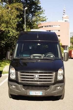 Walk and Bike Adventures - Day Tours: VW Crafter