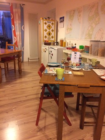 Earadale B&B: Breakfast room