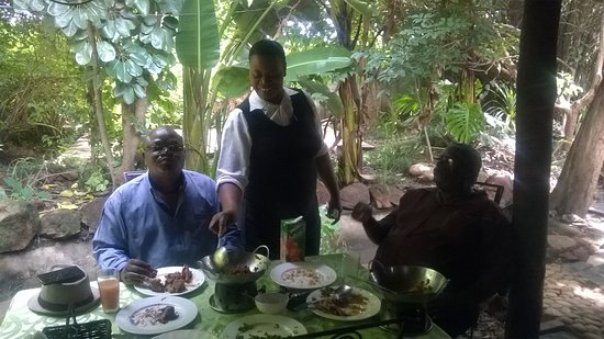 some of garwe restaurant customers