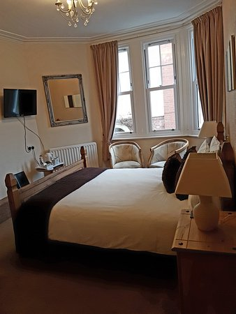 Kingsholm Hotel: Room 3 - Kingsize En-suite